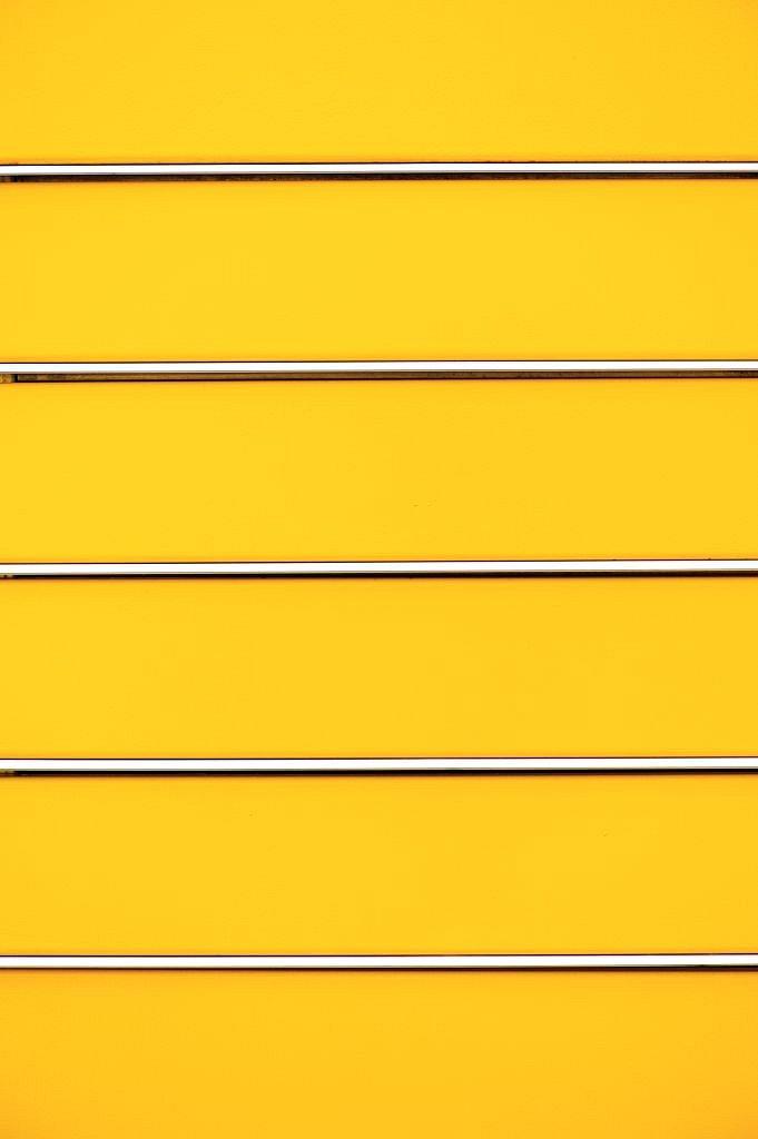 Gelbe Türen
